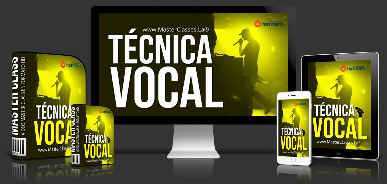 Aprender técnica vocal