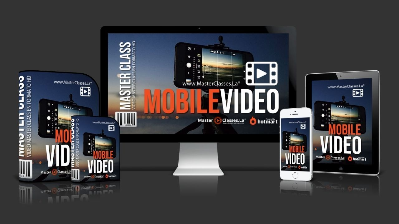 Curso Online Mobile Video