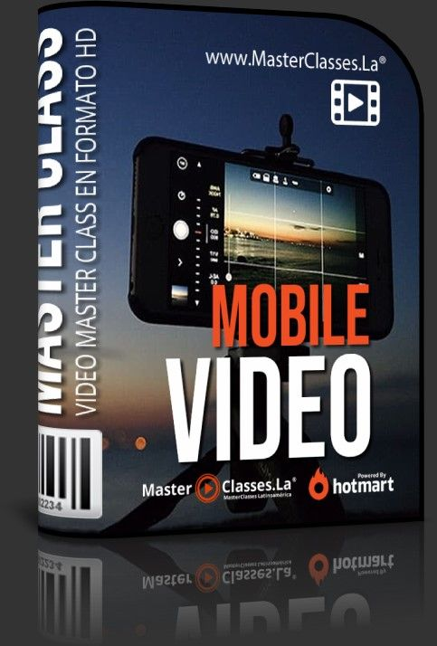 Curso para hacer videos en el celular