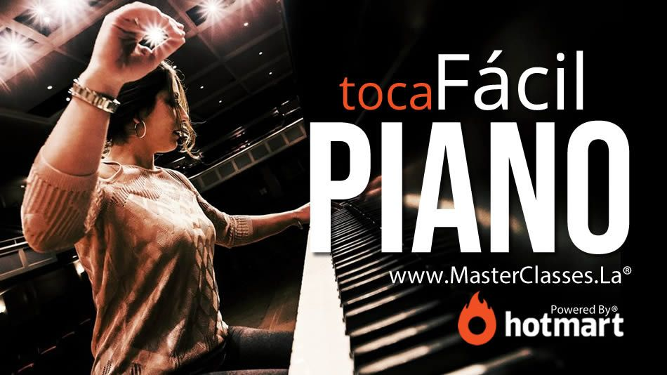 Quiero aprender a tocar piano fácil