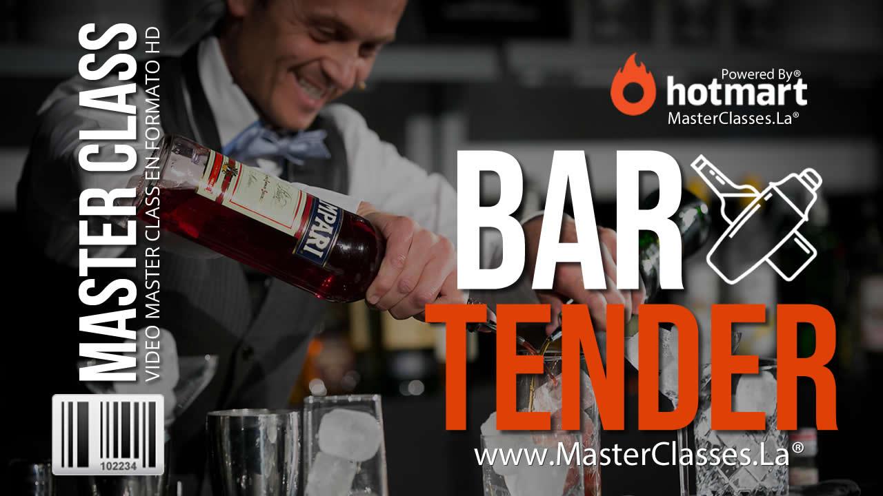 Aprender bartender
