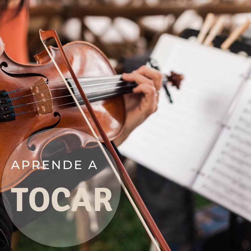 quiero aprender violín
