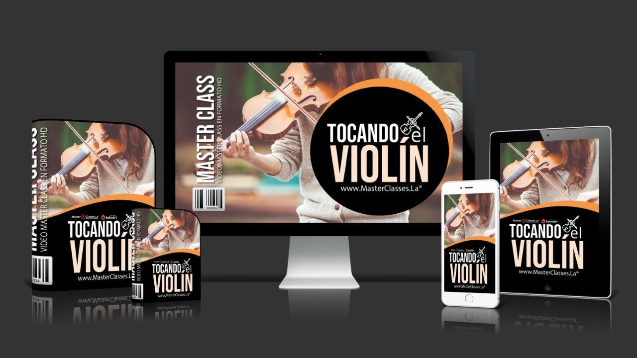 Curso para violín