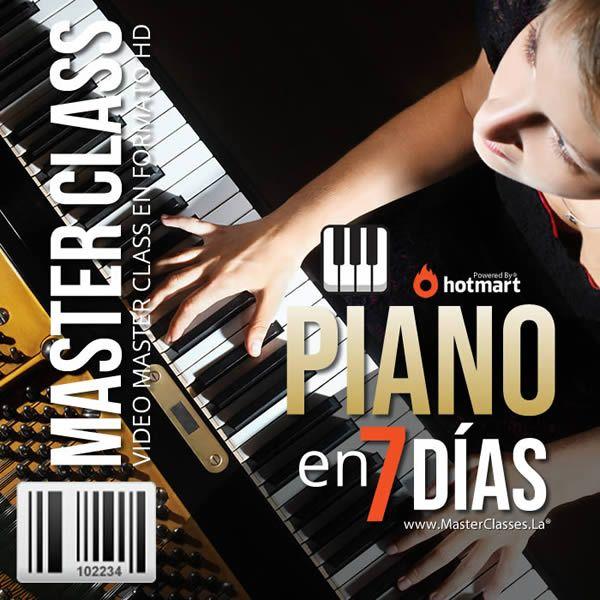 aprender piano facil