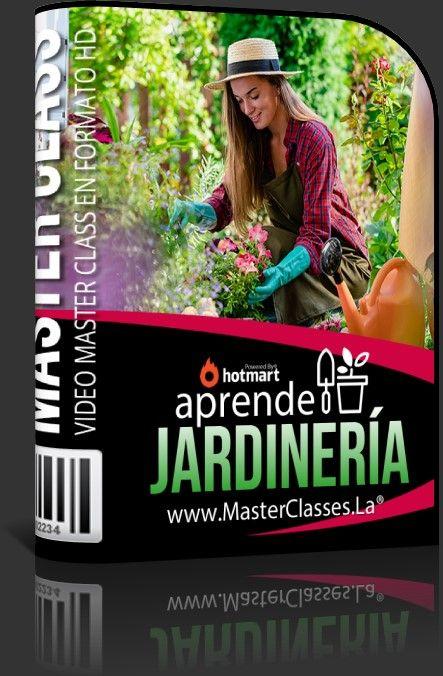 Curso de Jardinería Online