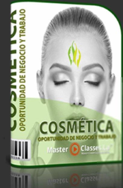 Curso para crear y comercializar cosméticos