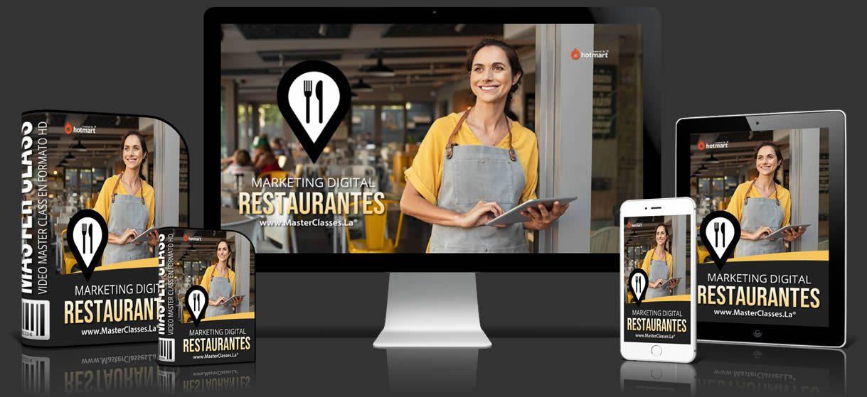Curso Online de Marketing Digital para Restaurantes