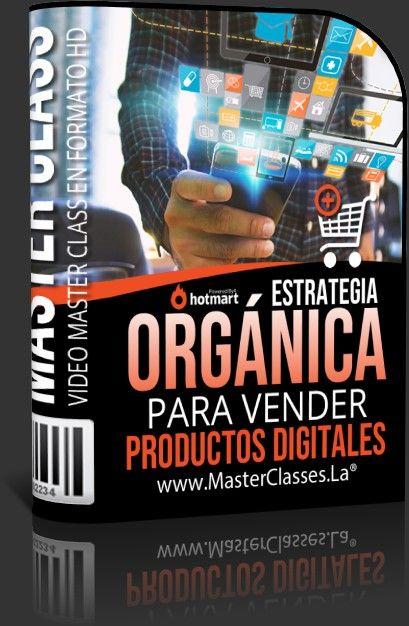 Estrategia Orgánica para Vender Productos Digitales
