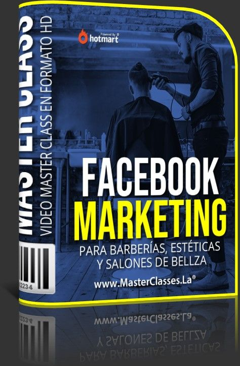 Facebook Marketing para Barberías, Estilistas y Salones de Belleza