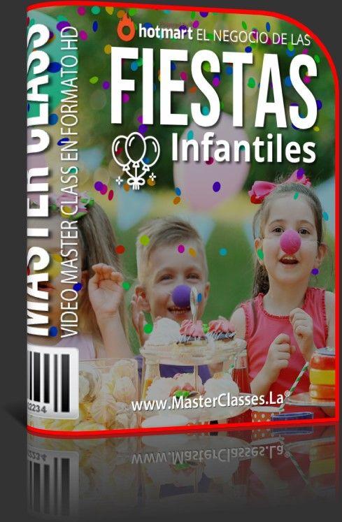 Organizar Fiestas Infantiles