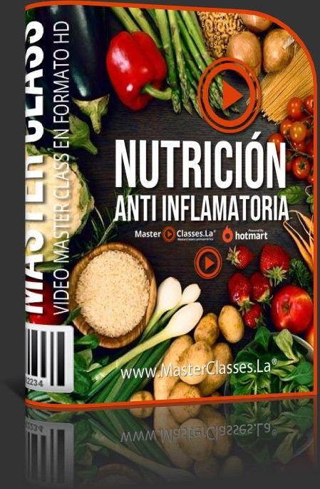 Nutricion antiinflamatoria