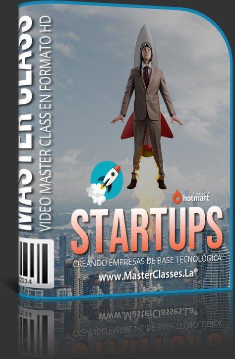 STARTUPS_Creando Empresas de Base Tecnológica