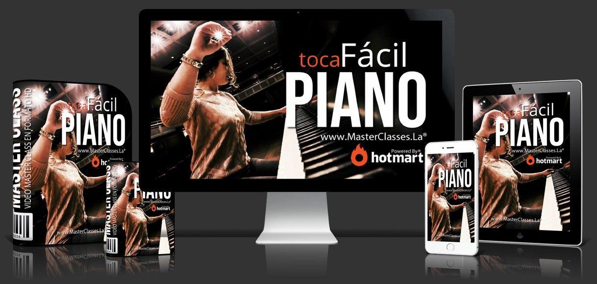 Curso para tocar el piano facil