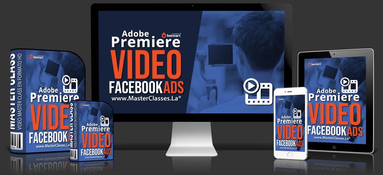 Curso para Adobe Premium Video Facebook Ads