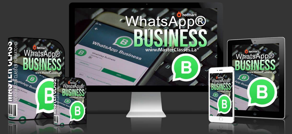 Curso Online de WhatsApp Business