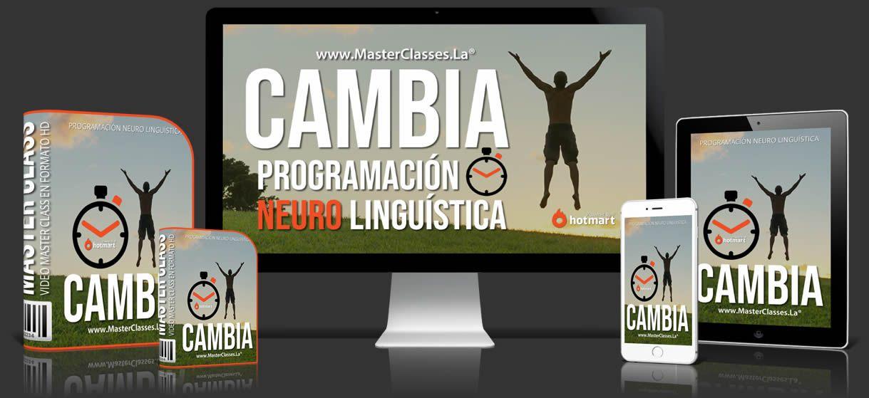 Curso de Programación Neuro Lingüistica PNL