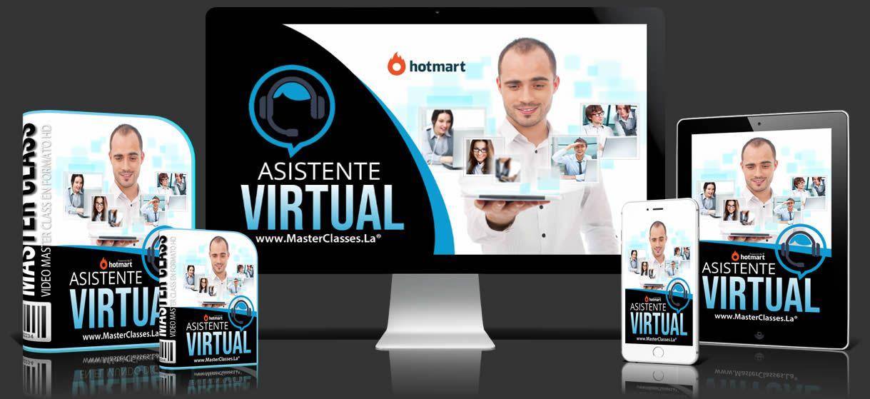 Como trabajar de asistente virtual