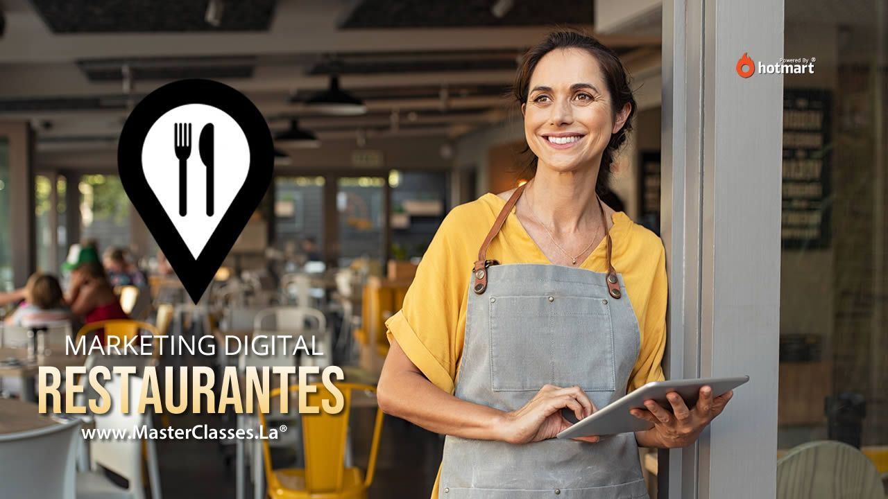 Curso de Marketing Digital para Restaurantes