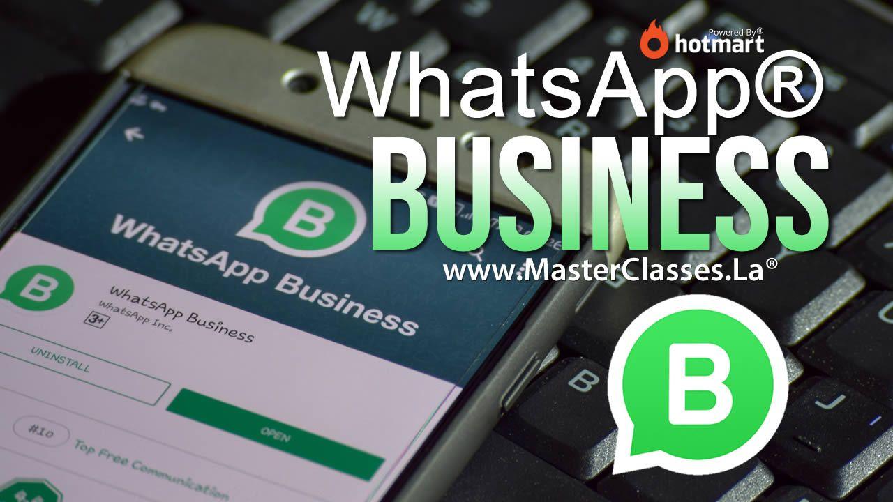Curso Online Completo de Whatsapp Business Negocio