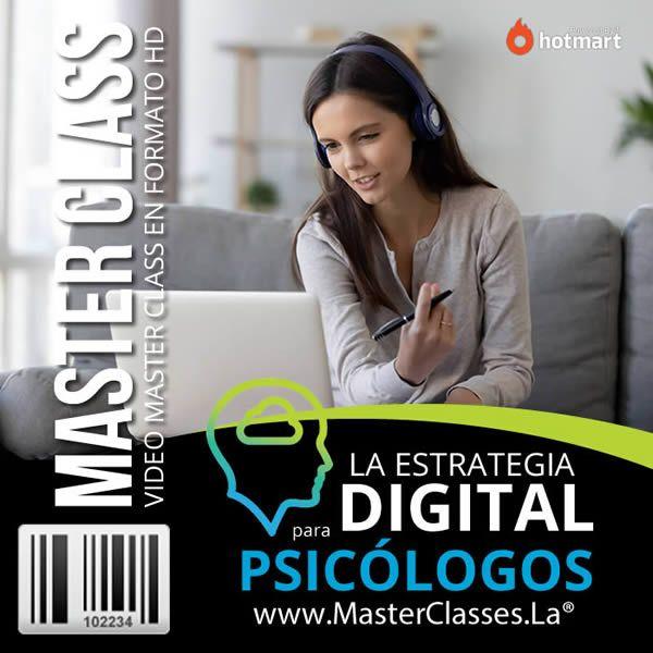 Estrategia para Psicólogos en el mundo digital