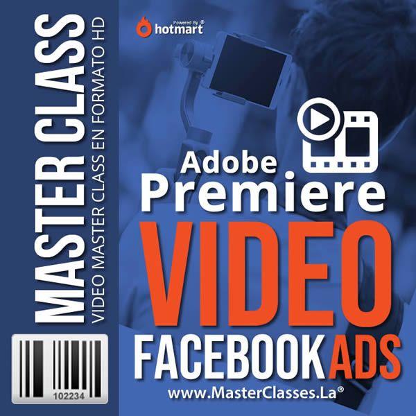 Curso de Adobe Premiere para Facebook Ads