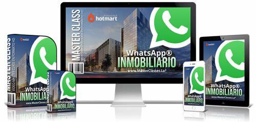 Curso de WhatsApp para Inmobiliario