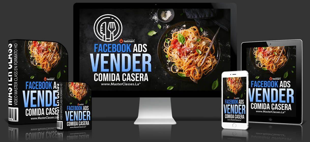 Curso para Facebook Ads en el Negocio de la Comida Casera