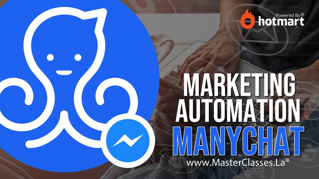 Curso Online para mandar mensajes automáticos con messenger