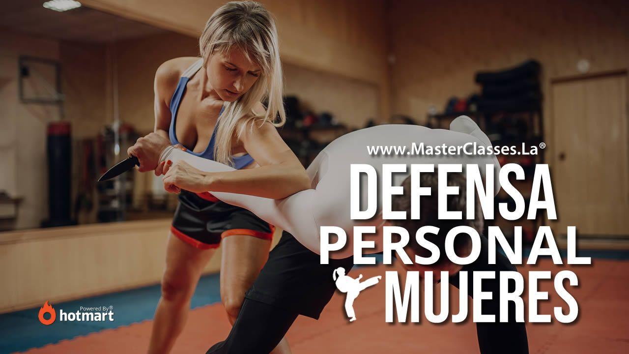 Curso Online de Defensa Personal para Mujeres