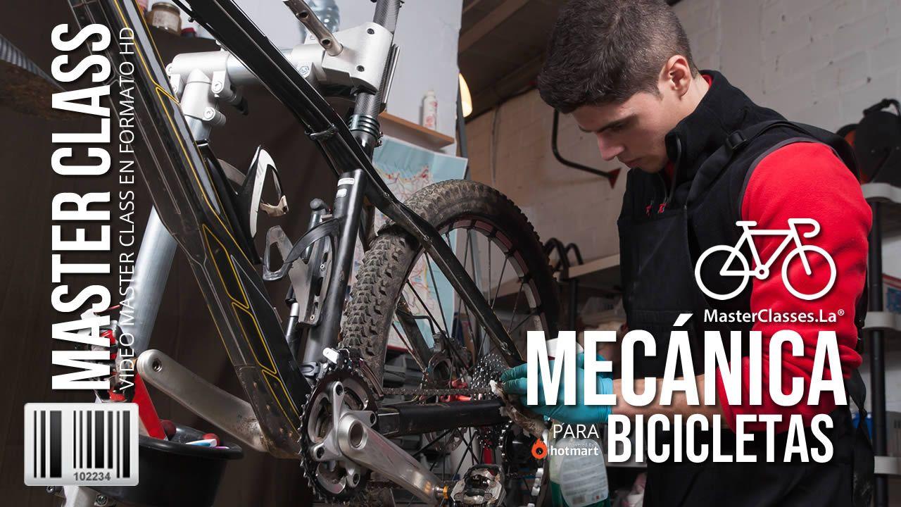 Curso Online de Mecánica para Bicicletas