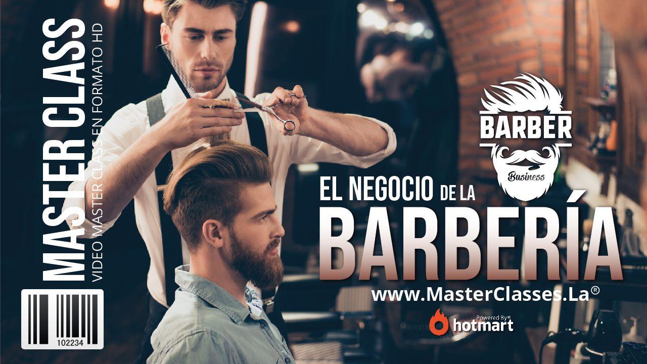 Curso de barberia precio