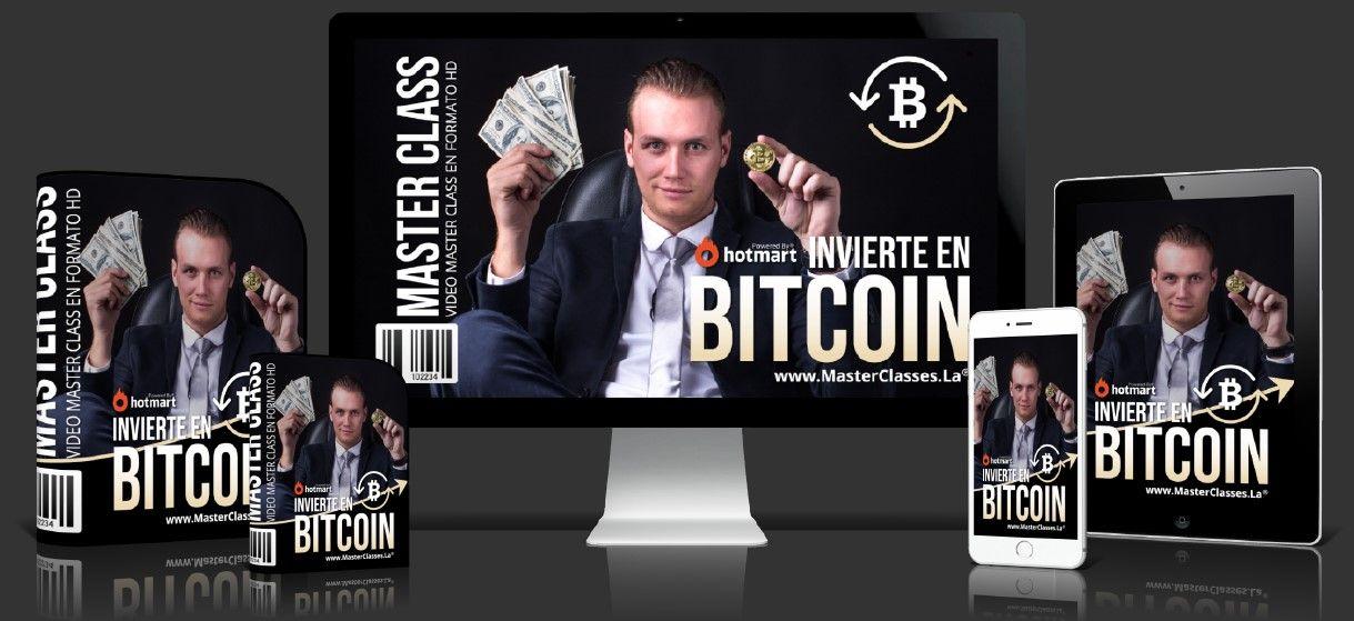 Curso para Invertir en Bitcoin