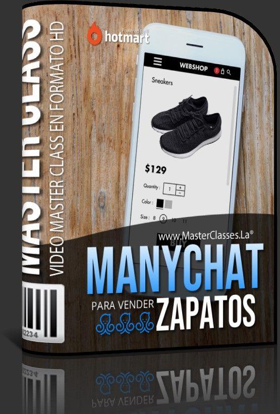 ManyChat para Vender Zapatos