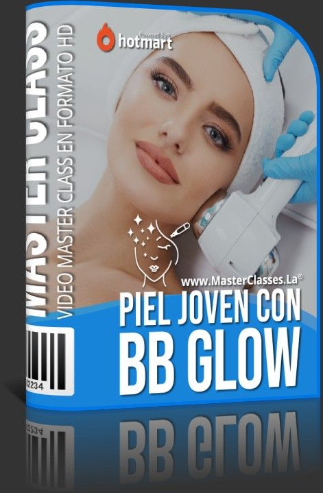 Piel Joven con BB Glow