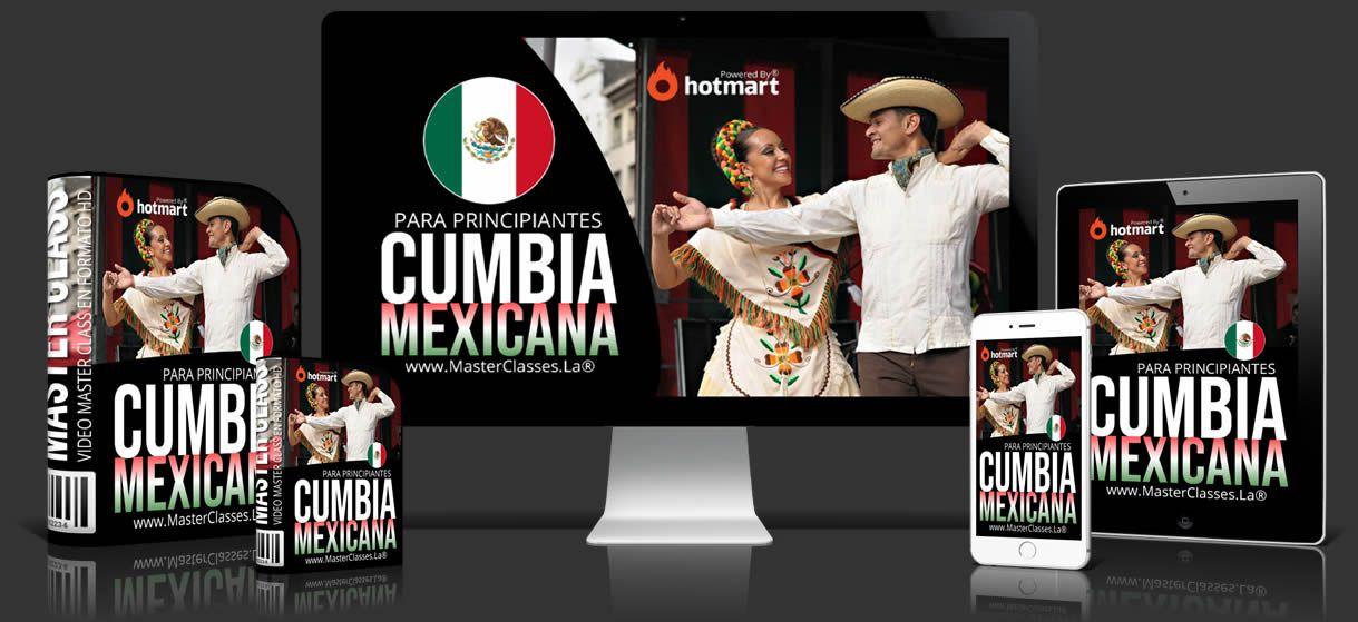 Bailando Cumbia Mexicana