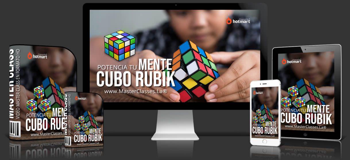 Cómo armar un Cubo Rubik