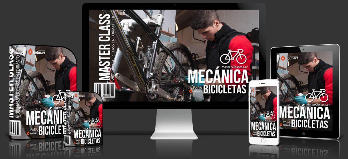 Curso de Mecánica para Bicicletas