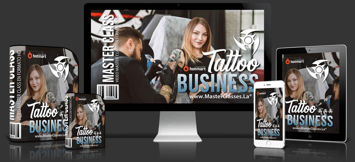 Curso completo de tatuaje online