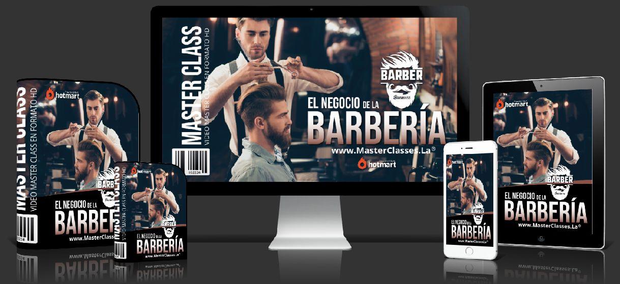 Curso de Barbería