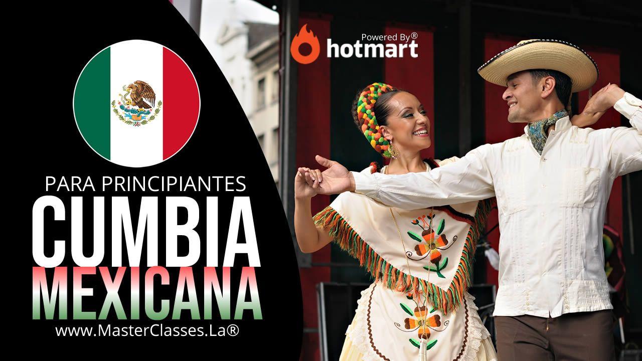 Aprender a bailar Cumbia Mexicana