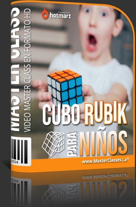Cubo Rubik para Niños