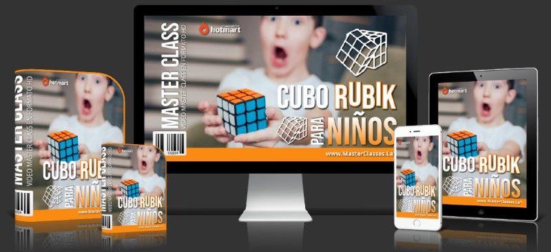 Cómo armar un cubo rubik para niños
