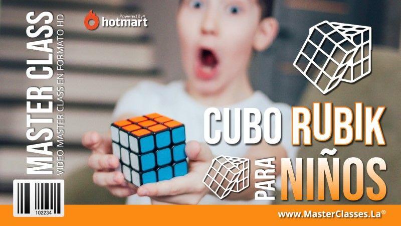 Instrucciones Cubo Rubik para Niños