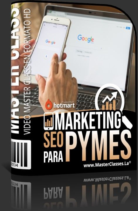 Marketing SEO para PYMES