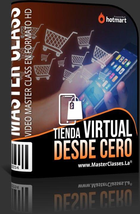 Tienda Virtual desde Cero