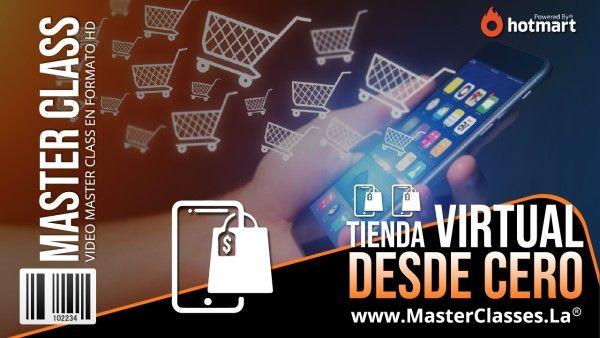Curso para Crear Tienda Virtual