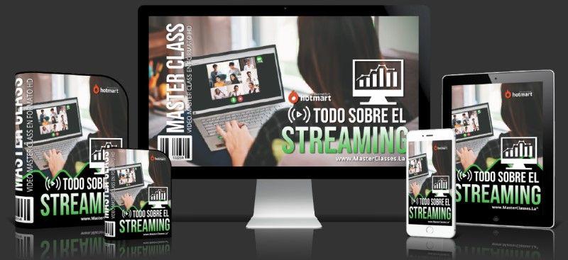 Cómo hacer Streaming