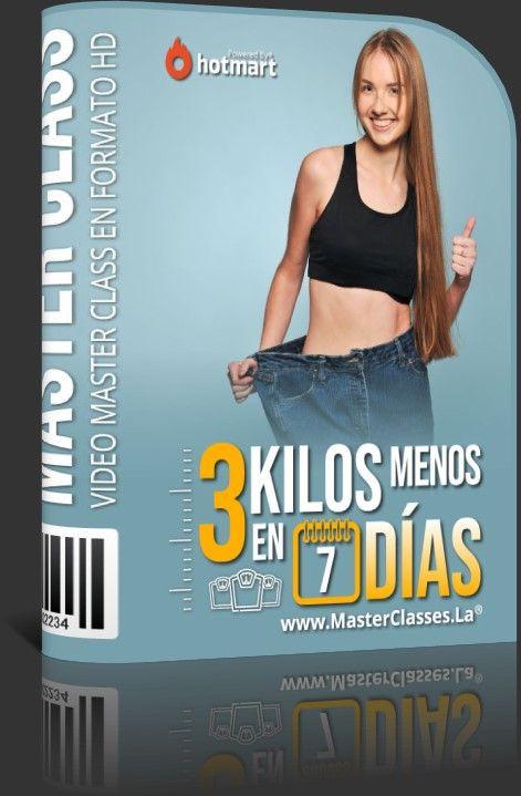 3 Kilos menos en 7 Días