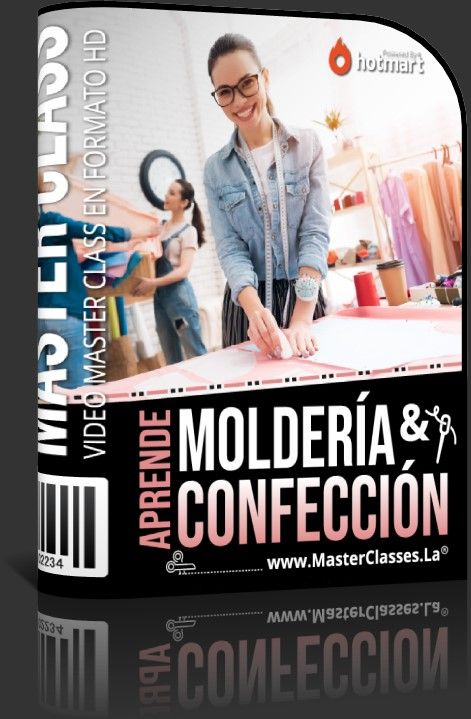 Aprende Molderia y Confección
