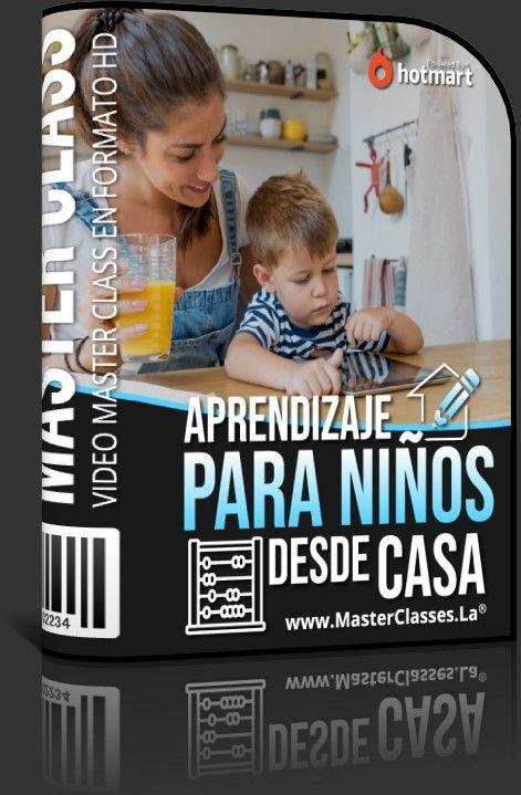 Aprendizaje para Niños desde Casa